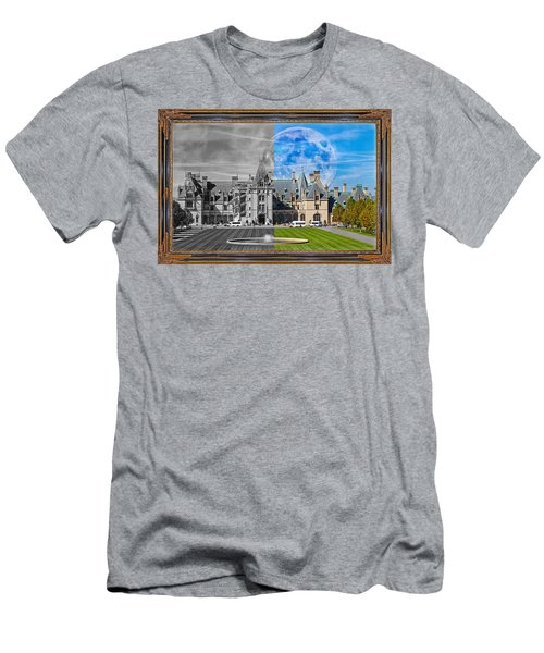 A Feeling Of Past And Present Men's T-Shirt (Athletic Fit)