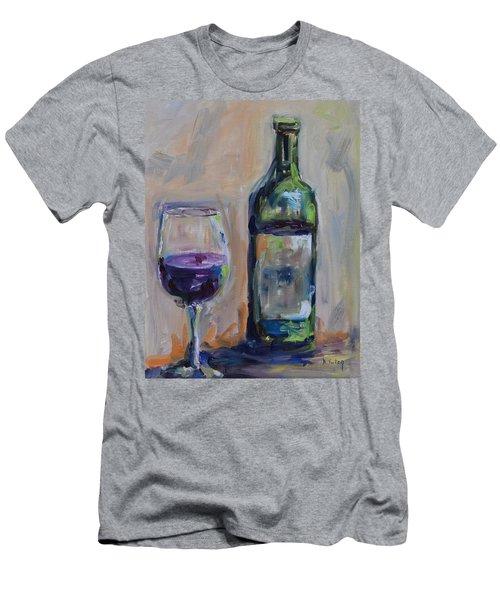 A Good Pour Men's T-Shirt (Athletic Fit)