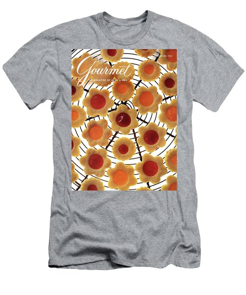 A Gourmet Cover Of Sunny Savaroffs Cookies Men's T-Shirt (Athletic Fit)