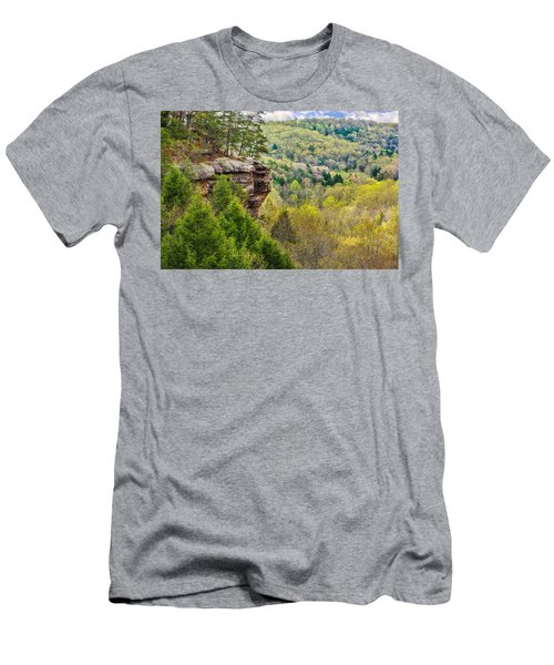 A Grand View Men's T-Shirt (Athletic Fit)