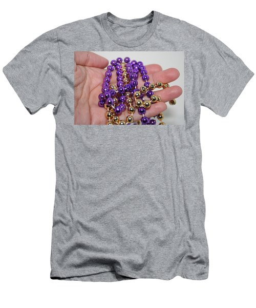 A Handful Of Beads Men's T-Shirt (Athletic Fit)