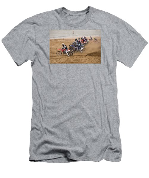 A Racing Start Men's T-Shirt (Athletic Fit)