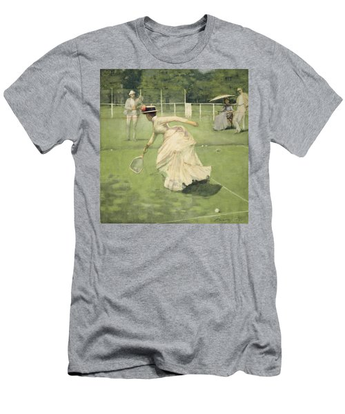 A Rally, 1885 Men's T-Shirt (Athletic Fit)