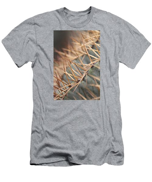 A Spiny Situation Men's T-Shirt (Slim Fit) by Amy Gallagher