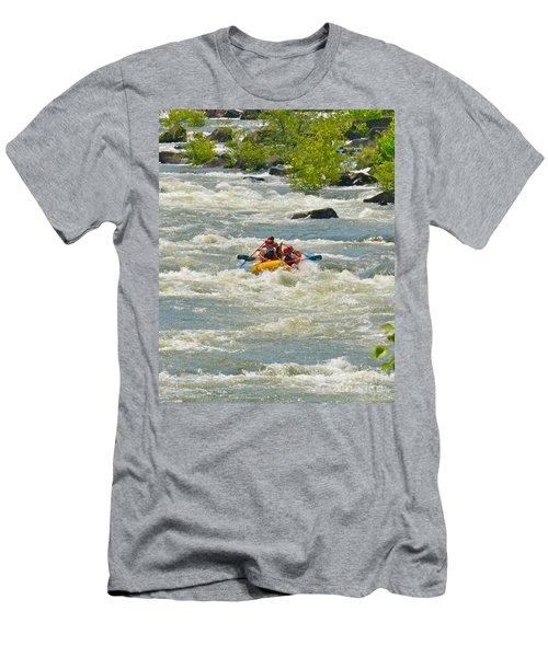 A Wild Ride Men's T-Shirt (Athletic Fit)