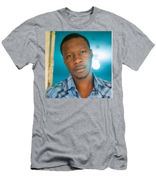 Aaron, Nigeria Men's T-Shirt (Athletic Fit)