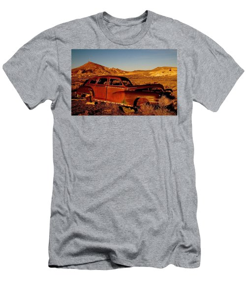 Abandoned And Forgotten Men's T-Shirt (Athletic Fit)