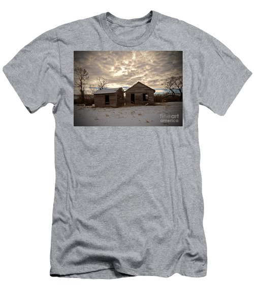 Abandoned History Men's T-Shirt (Athletic Fit)