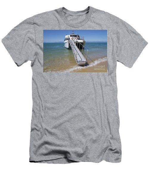 Abel Tasman Water Taxi Men's T-Shirt (Athletic Fit)
