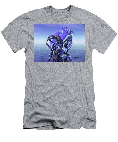 Abstract 333 Men's T-Shirt (Athletic Fit)
