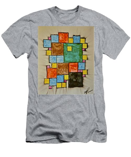 Abstract 89-003 Men's T-Shirt (Athletic Fit)