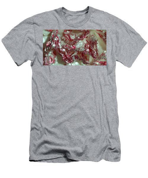Abstract Carnation 2 Men's T-Shirt (Athletic Fit)
