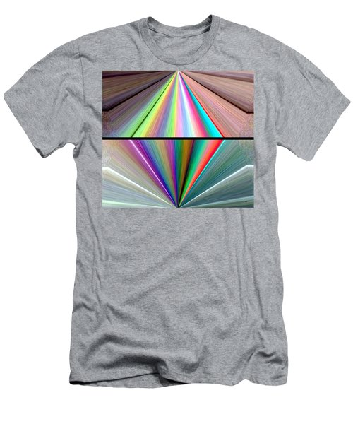 Abstract Fusion 242 Men's T-Shirt (Athletic Fit)