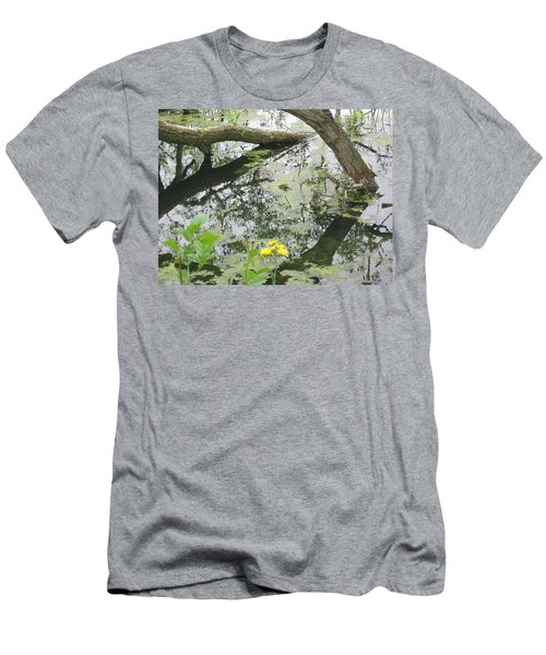 Abstract Nature 2 Men's T-Shirt (Athletic Fit)