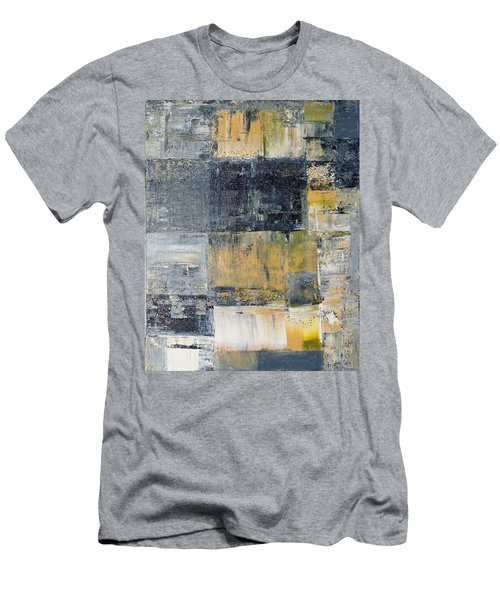 Abstract Painting No. 4 Men's T-Shirt (Slim Fit)