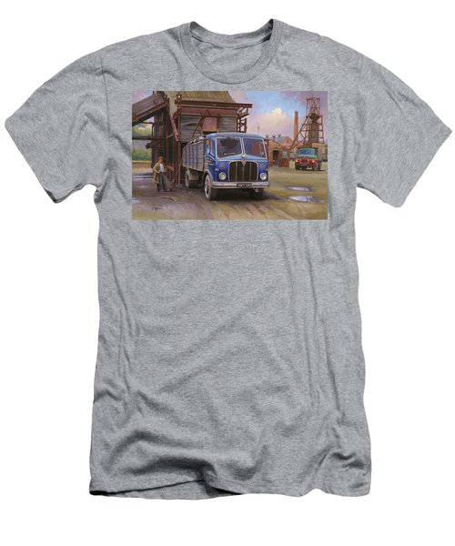 Aec Mercury Tipper. Men's T-Shirt (Athletic Fit)
