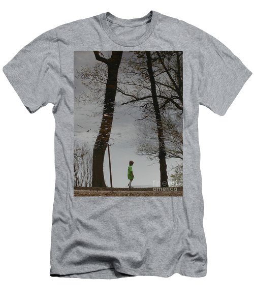 After Soccer Men's T-Shirt (Athletic Fit)