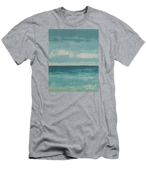 After The Rain Men's T-Shirt (Slim Fit) by Gail Kent