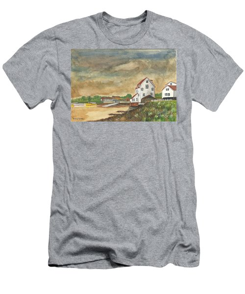 After The Storm Men's T-Shirt (Slim Fit) by John Williams