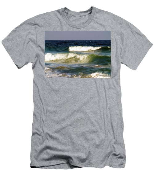 Aftermath Of A Storm Men's T-Shirt (Athletic Fit)