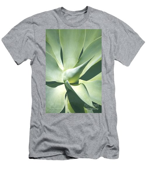 Agave Plant 1 Men's T-Shirt (Athletic Fit)