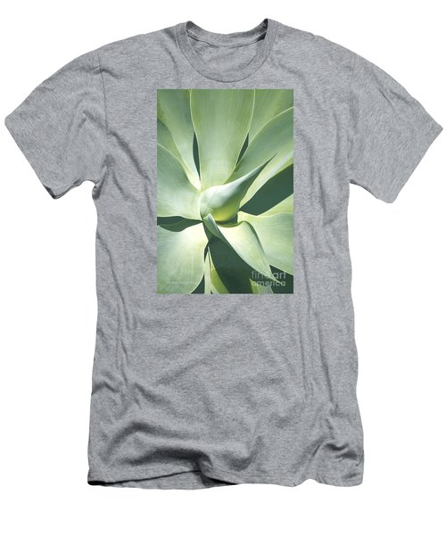Agave Plant 1 Men's T-Shirt (Athletic Fit)