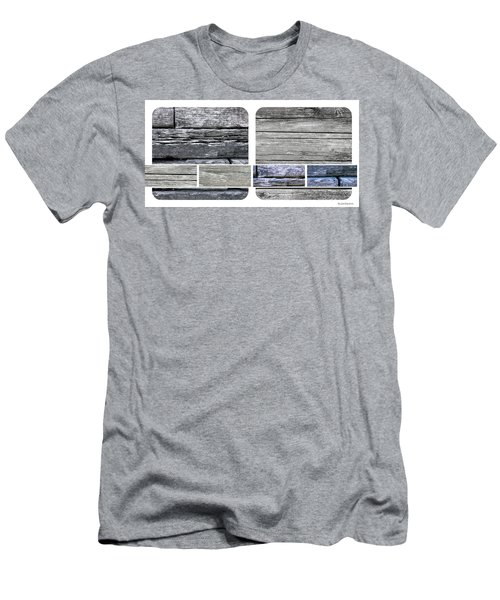 Men's T-Shirt (Slim Fit) featuring the photograph Ageing Part One by Sir Josef - Social Critic - ART