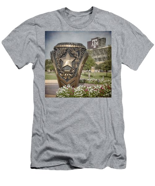 Aggie Ring II Men's T-Shirt (Athletic Fit)