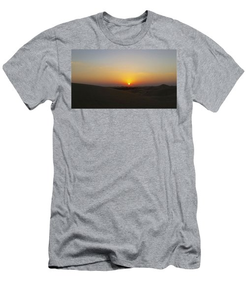 Al Ain Desert 15 Men's T-Shirt (Athletic Fit)