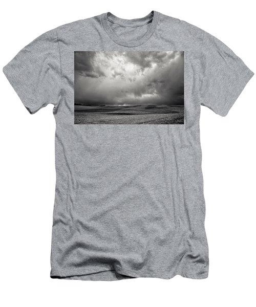 Alberta Field Men's T-Shirt (Athletic Fit)