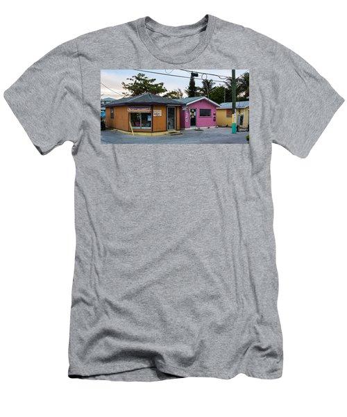 Alice Town Shops Men's T-Shirt (Athletic Fit)