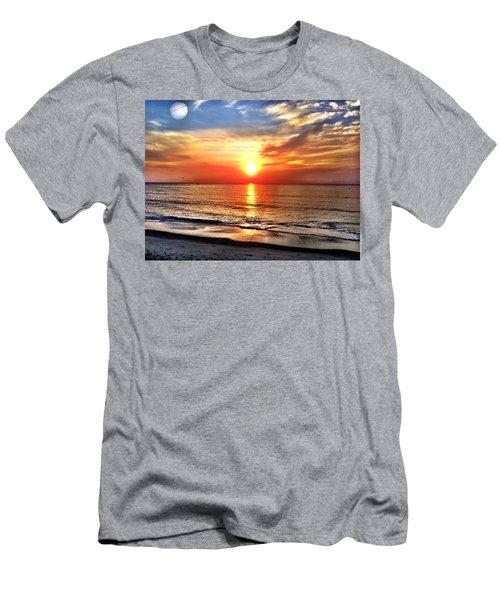 Alignment Men's T-Shirt (Slim Fit) by Carlos Avila