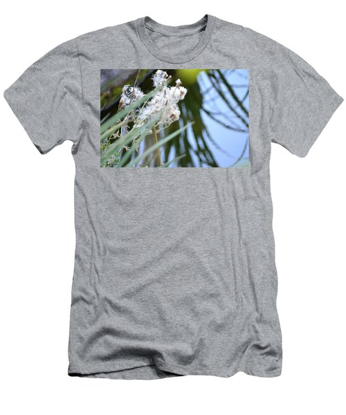 All The World Is Fluff And Posture Men's T-Shirt (Athletic Fit)