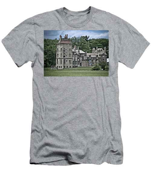 Amazing Fonthill Castle Men's T-Shirt (Athletic Fit)