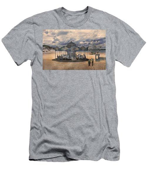 Amusement  Men's T-Shirt (Athletic Fit)