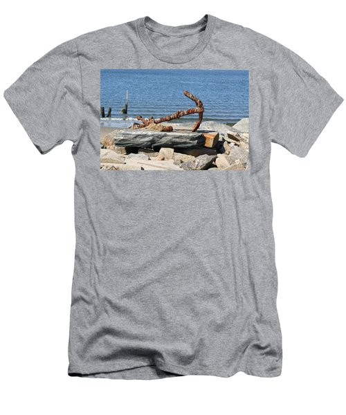 Anchor Men's T-Shirt (Athletic Fit)