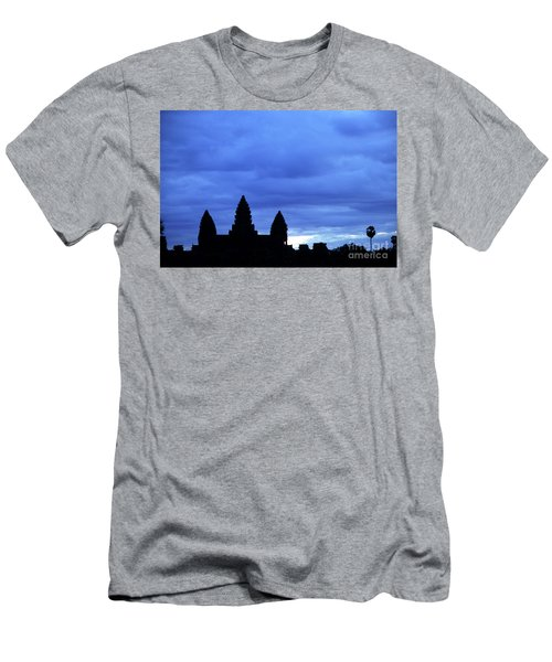 Angkor Wat Sunrise 01 Men's T-Shirt (Athletic Fit)