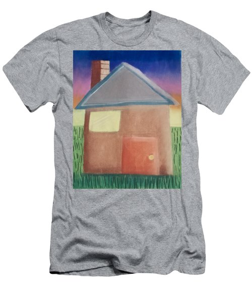 Home Sweet Home Men's T-Shirt (Slim Fit)