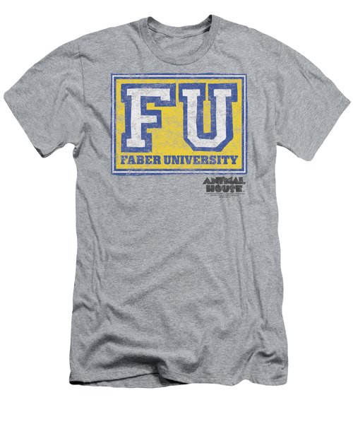 Animal House - Faber University Men's T-Shirt (Athletic Fit)