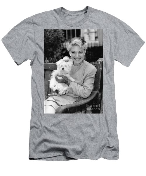 Anne Bancroft Men's T-Shirt (Athletic Fit)