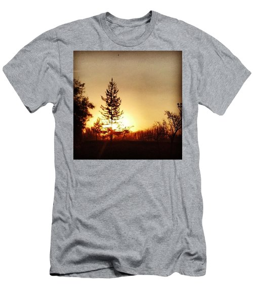 Another Beautiful Day.... Men's T-Shirt (Athletic Fit)