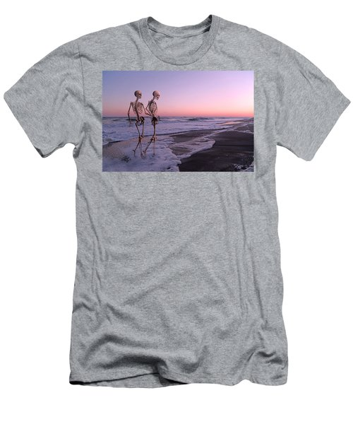 Anthropology Shared Similarities  Men's T-Shirt (Athletic Fit)