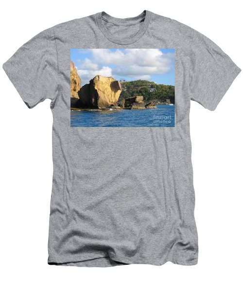 Antigua - Aliens Men's T-Shirt (Athletic Fit)