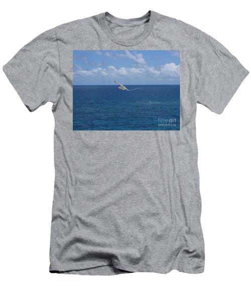 Antigua - In Flight Men's T-Shirt (Athletic Fit)