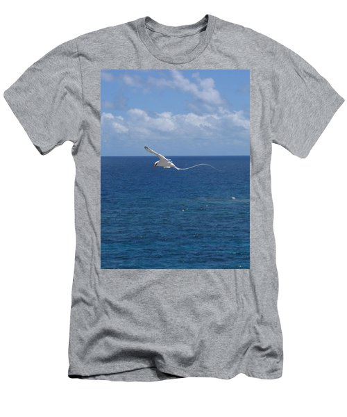 Antigua - In Flight Men's T-Shirt (Athletic Fit)