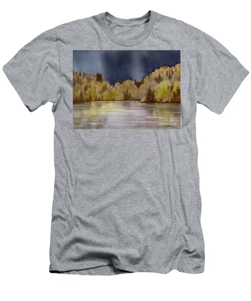 Approaching Rain Men's T-Shirt (Athletic Fit)