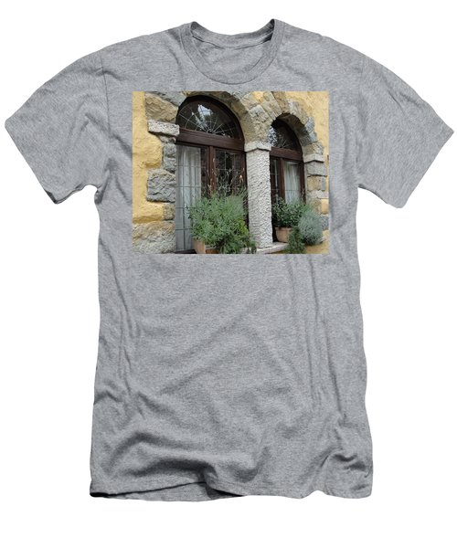 Men's T-Shirt (Slim Fit) featuring the photograph Stoned View by Natalie Ortiz