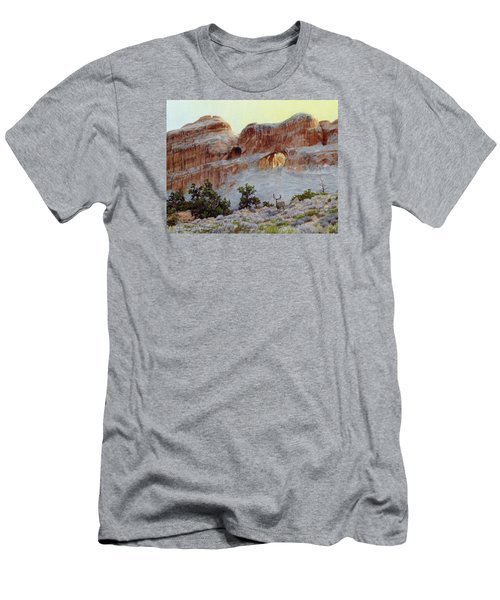 Arches Mulie Men's T-Shirt (Athletic Fit)