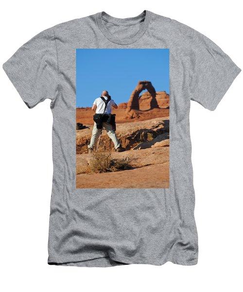 Arches Np 27 Men's T-Shirt (Athletic Fit)