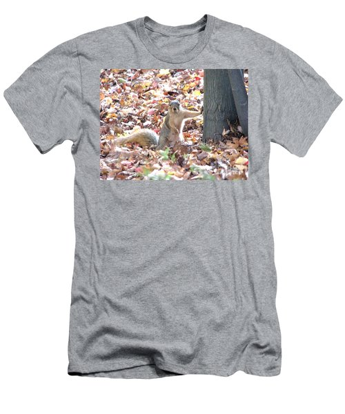 Are You Looking At Me ? Men's T-Shirt (Athletic Fit)